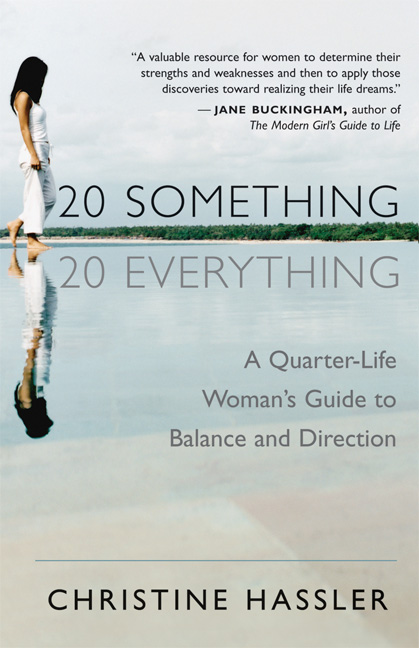 20 Something, 20 Everything By Hassler, Christine